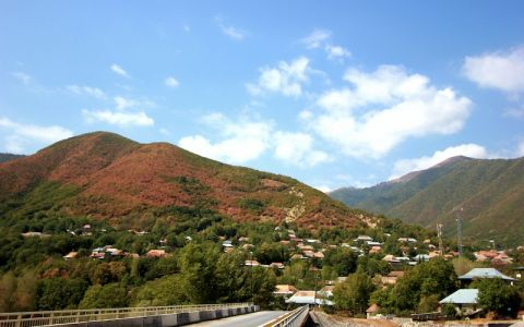 Горное село Киш